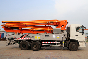47米東風底盤泵車