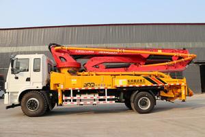 33米東風底盤泵車