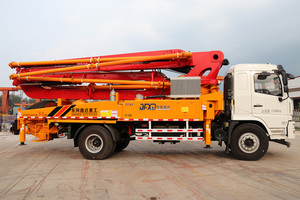 33米陝汽底盤泵車