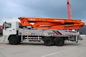 44米東風底盤泵車