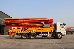 44米陝汽底盤泵車